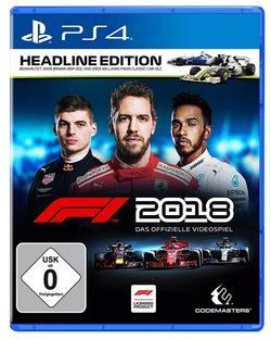 F1 2018 - Headline Edition (German Edition)