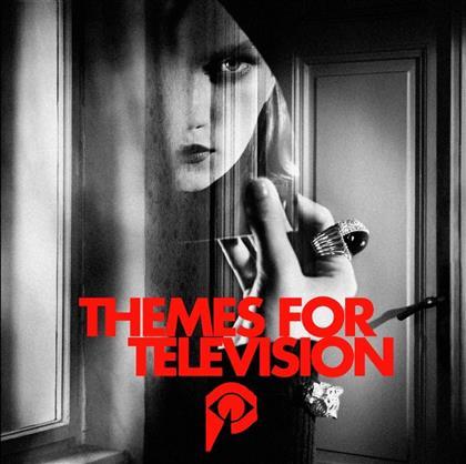 Johnny Jewel - Themes for Television (Cherry Pie Vinyl, 2 LPs)