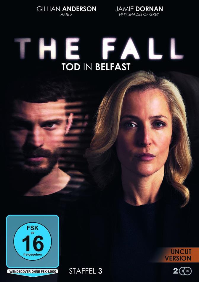 The Fall - Tod in Belfast - Staffel 3 (Uncut, 2 DVDs)