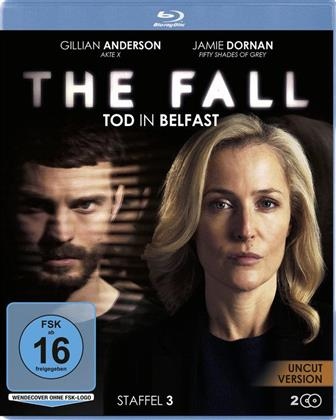 The Fall - Tod in Belfast - Staffel 3 (Uncut, 2 Blu-rays)