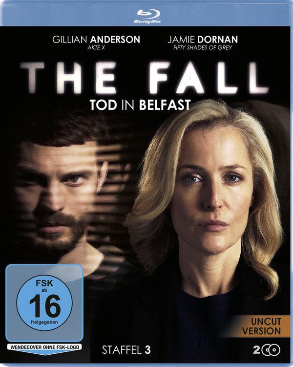 The Fall - Tod in Belfast - Staffel 3 (Uncut, 2 Blu-rays)