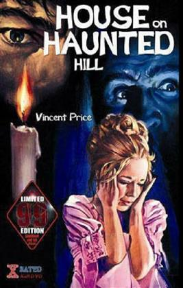 House on Haunted Hill (1959) (Grosse Hartbox, Limited Edition, Uncut)