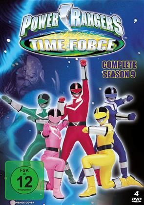 Power Rangers - Time Force - Staffel 9 (4 DVDs)