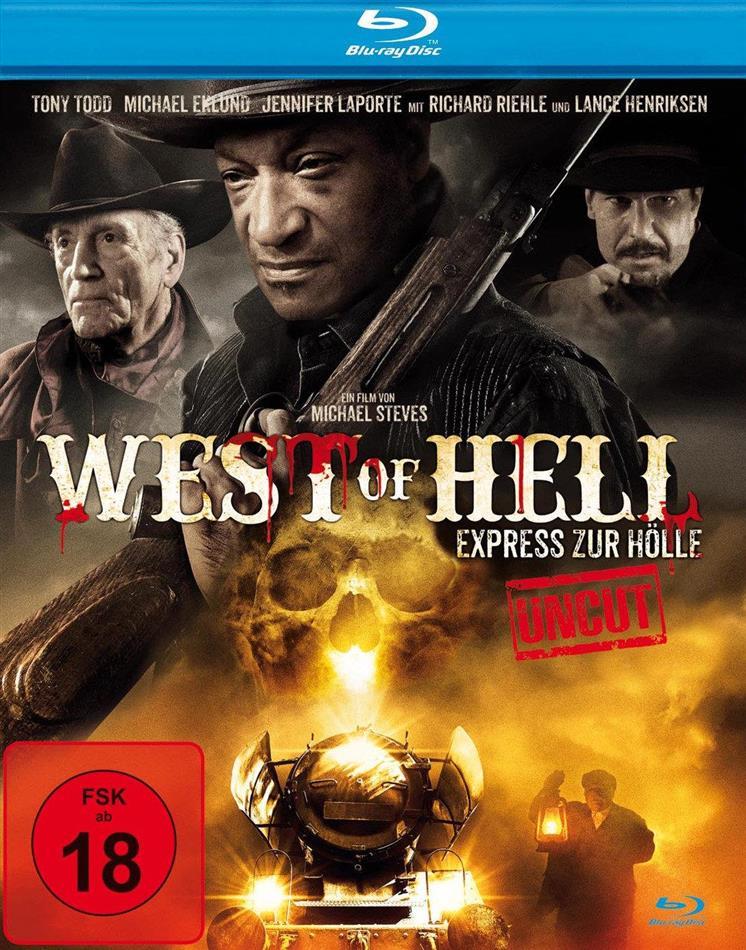 West of Hell - Express zur Hölle (2018) (Uncut)