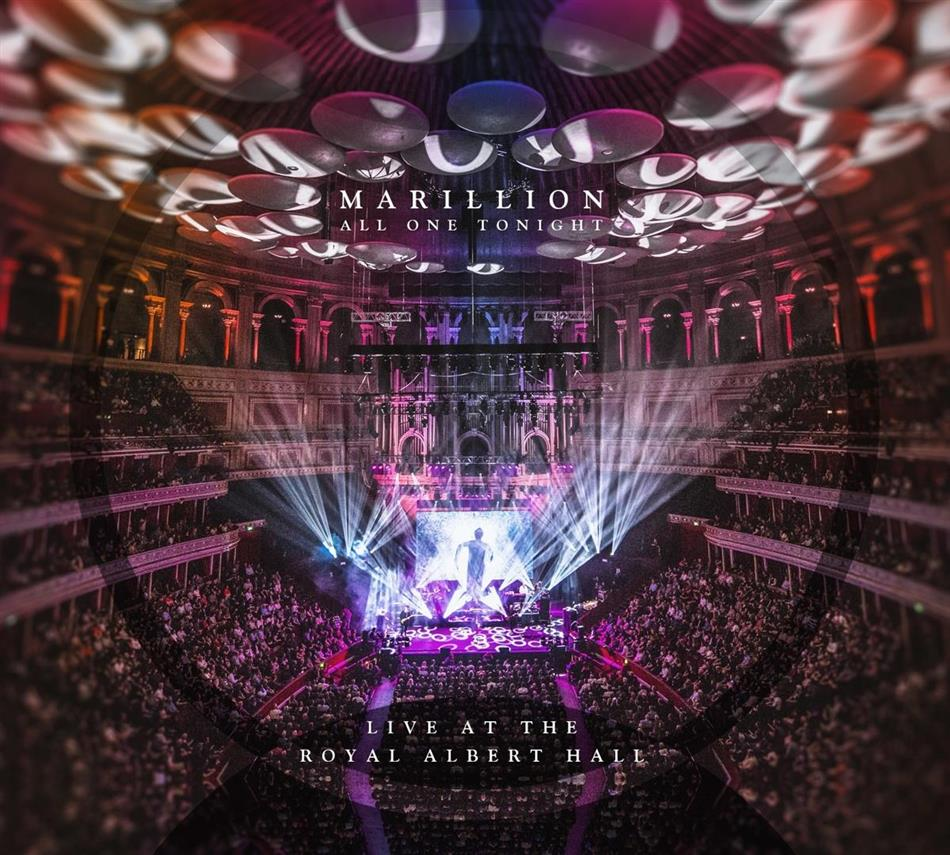 Marillion - All One Tonight - Live At The Royal Albert Hall (2 CDs)
