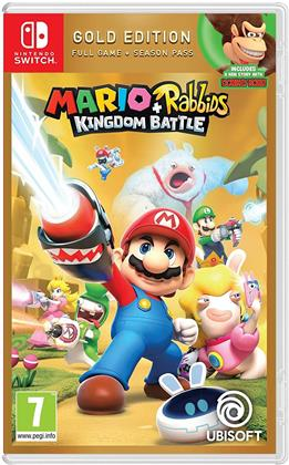 Mario & Rabbids: Kingdom Battle (Gold Édition)