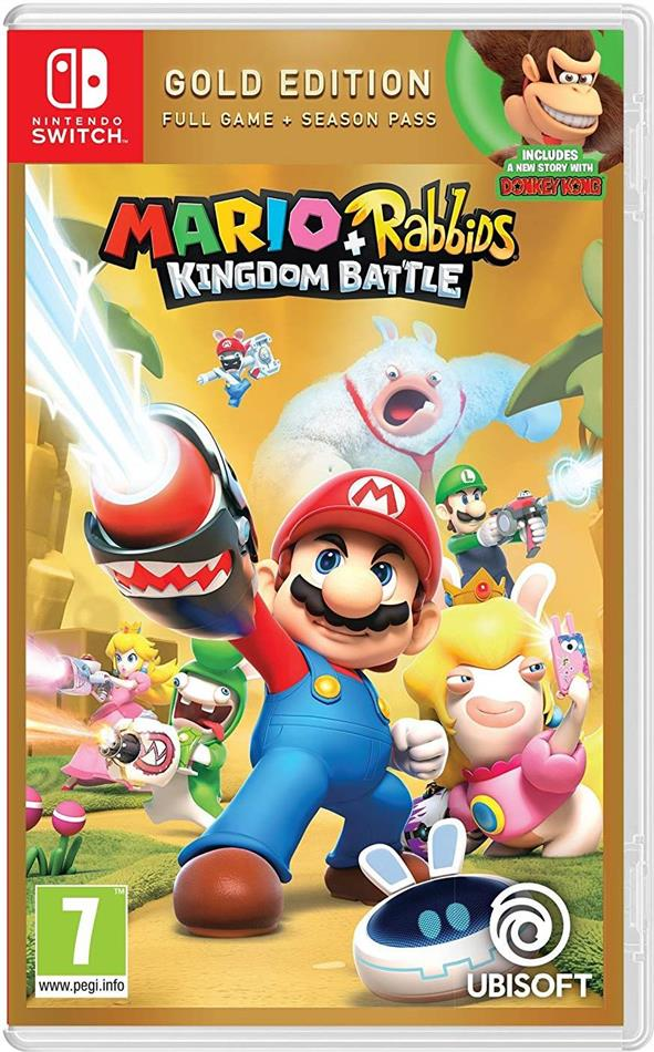 Mario & Rabbids: Kingdom Battle (Gold Edition)