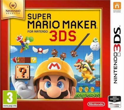 Super Mario Maker - Selects