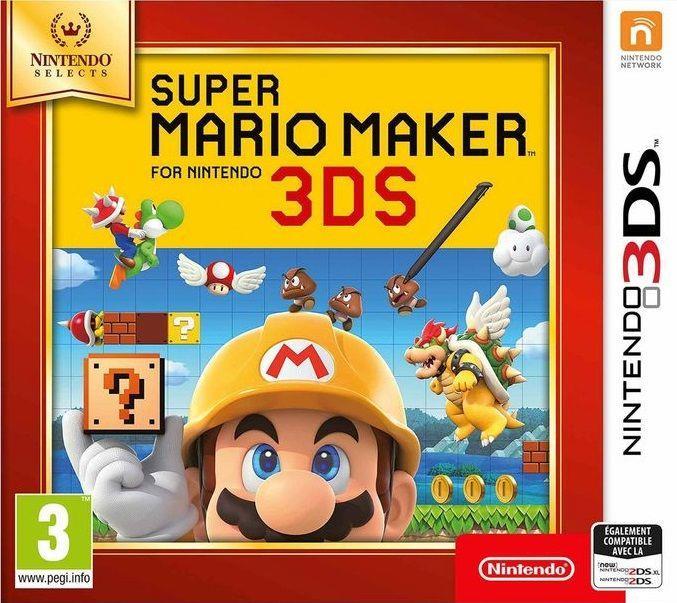 Super Mario Maker - Selects