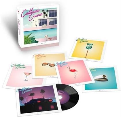 California Groove Vol. IV (Limited Edition, 6 CDs)