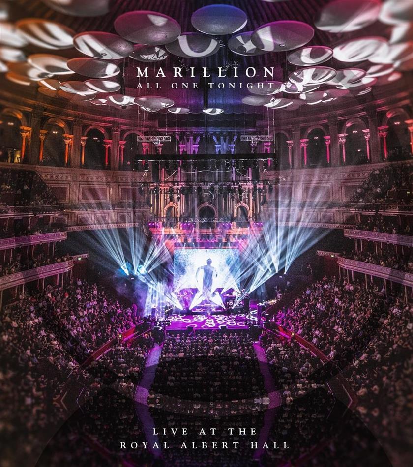 Marillion - All One Tonight - Live at the Royal Albert Hall (Digipack, 2 Blu-rays)