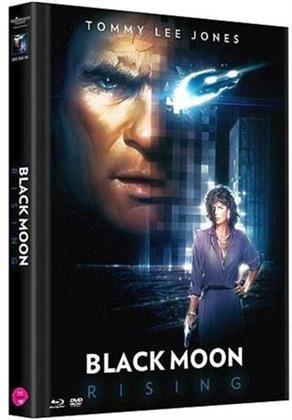 Black Moon Rising (1986) (Limited Edition, Mediabook, Uncut, 2 Blu-rays + 2 DVDs)