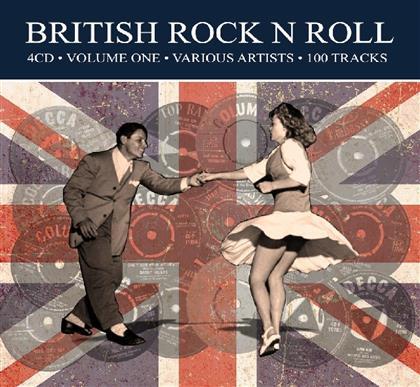British Rock N Roll Vol. 1 (4 CDs)