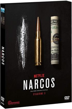 Narcos - Stagione 3 (Edizione Speciale, 4 DVD)