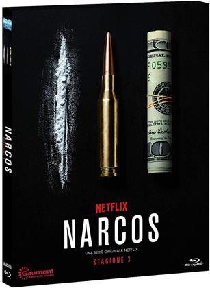 Narcos - Stagione 3 (Special Edition, 3 Blu-rays)