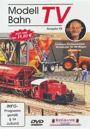 Modellbahn TV - Ausgabe 58