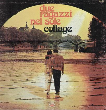 Collage (Italia) - Due Ragazzi Nel Sole (Limited Edition, Red Vinyl, LP)