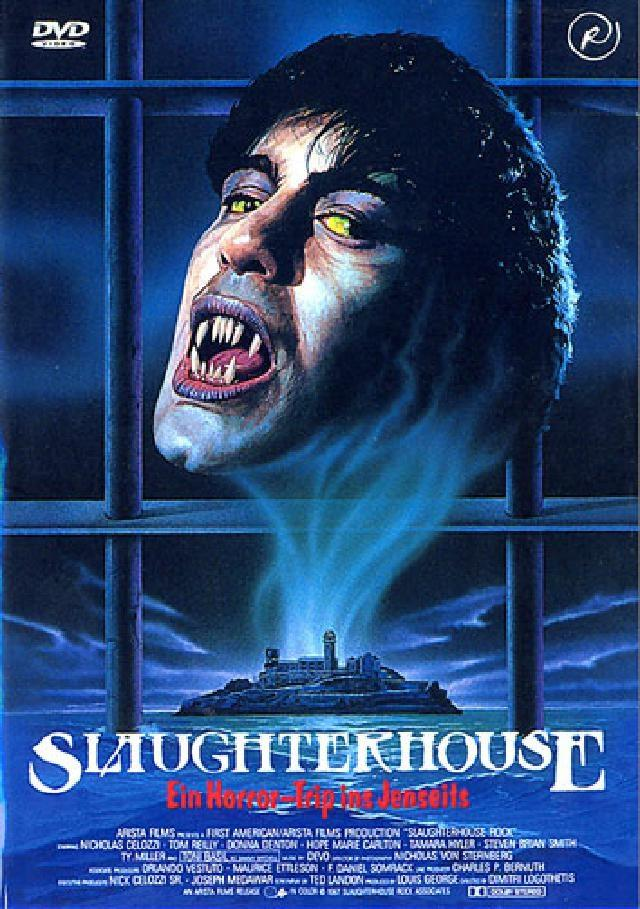 Slaughterhouse (1988) (Kleine Hartbox, Cover B, Uncut, Unrated)