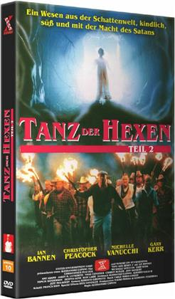 Tanz der Hexen - Teil 2 (1989) (Grosse Hartbox, Cover A, Limited Edition, Uncut)