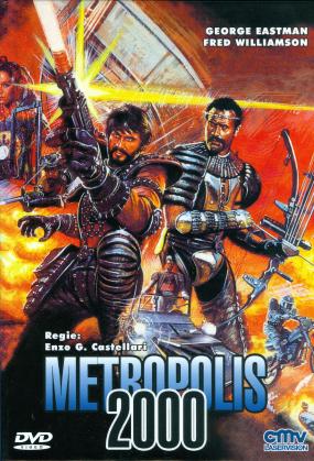 Metropolis 2000 (1983) (Kleine Hartbox, Uncut)