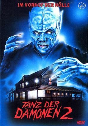 Tanz der Dämonen 2 (1988) (Kleine Hartbox, Cover A, Uncut)