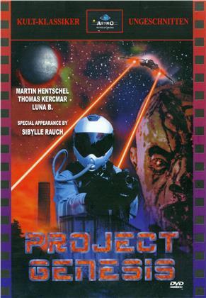 Project Genesis (2011) (Cover A, Kult-Klassiker Ungeschnitten, Limited Edition, Uncut)