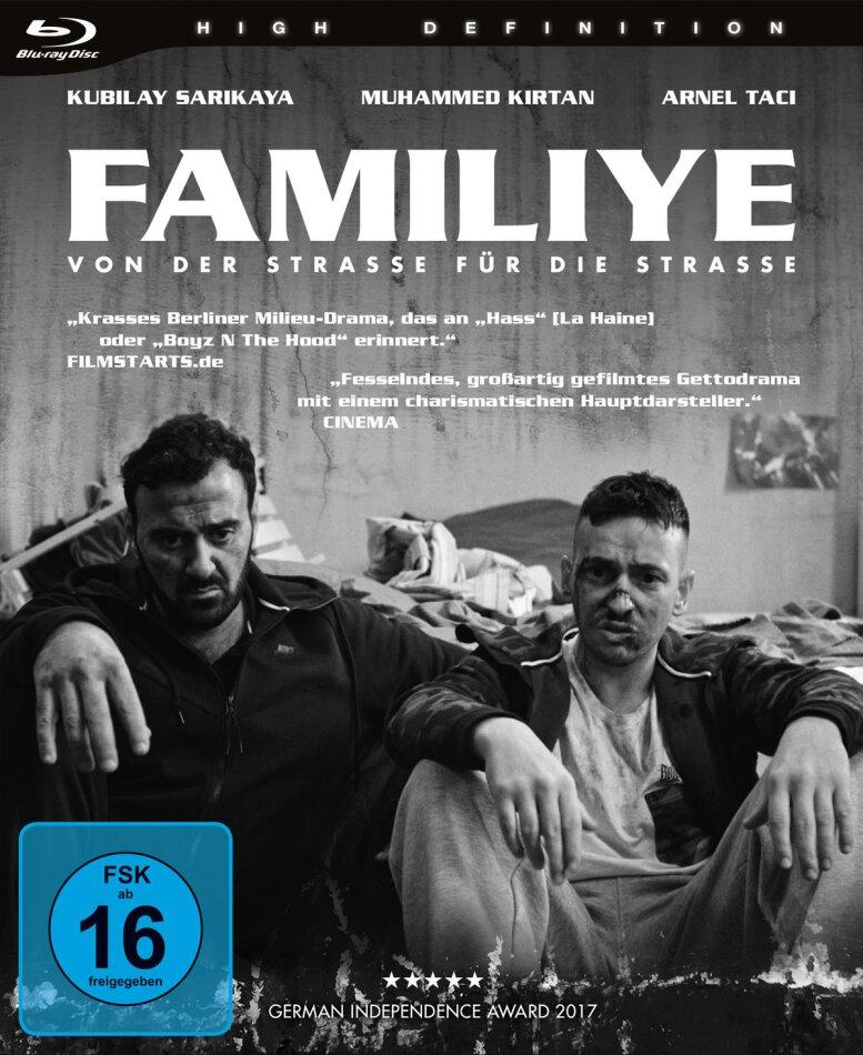 Familiye (2017) (s/w, Digibook)