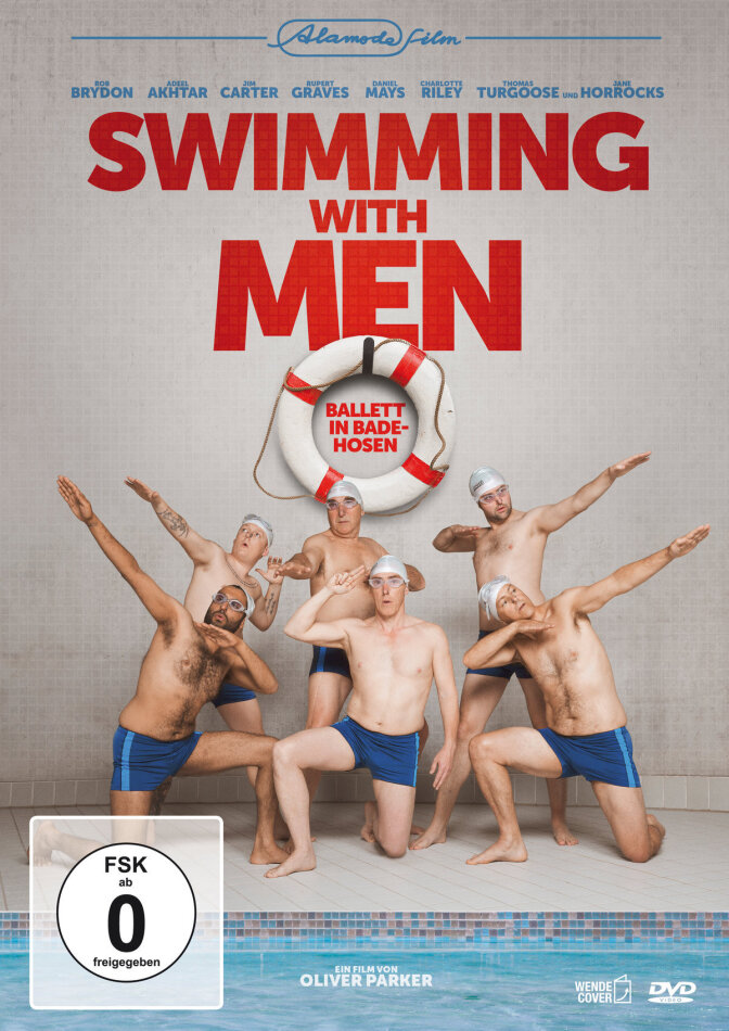 Swimming with Men (2018)