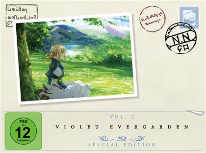 Violet Evergarden - Staffel 1 - Vol. 2 (Limited Edition, Special Edition)