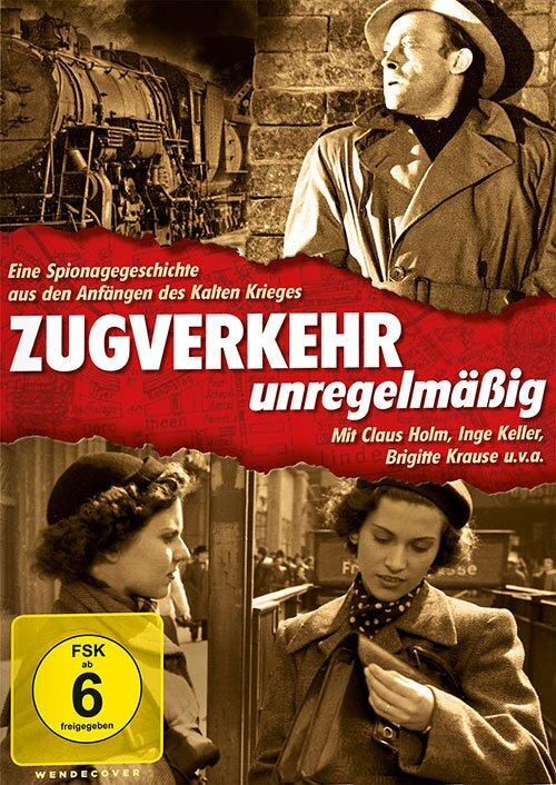 Zugverkehr unregelmässig (1951)