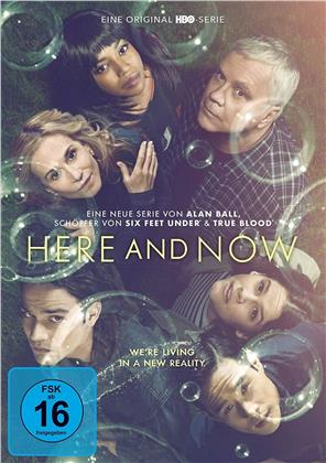 Here and Now (4 DVDs)