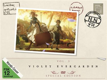 Violet Evergarden - Staffel 1 - Vol. 3 (Limited Edition, Special Edition)
