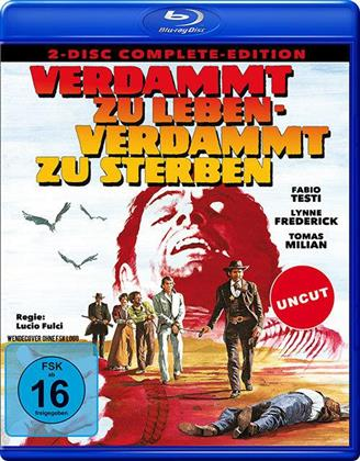 Verdammt zu leben - Verdammt zu sterben (1975) (Uncut, Blu-ray + DVD)