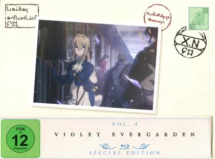 Violet Evergarden - Staffel 1 - Vol. 4 (Limited Edition, Special Edition)