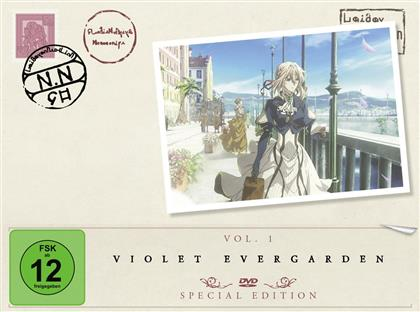 Violet Evergarden - Staffel 1 - Vol. 1 (Limited Edition, Special Edition)