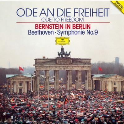 Ludwig van Beethoven (1770-1827) & Leonard Bernstein (1918-1990) - Symphonie No. 9 - Ode An Die Freiheit - Ode To Freedom - Bernstein In Berlin (UHQCD, Limited, Japan Edition)