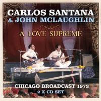 Carlos Santana & John McLaughlin - A Love Supreme (2 CDs)