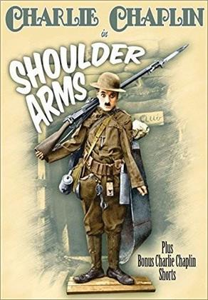 Charlie Chaplin - Shoulder Arms (1918) (s/w)