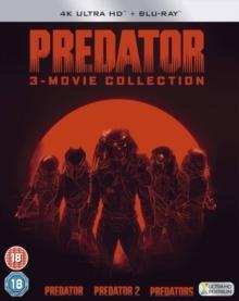Predator - 3-Movie Collection (3 4K Ultra HDs + 3 Blu-rays)
