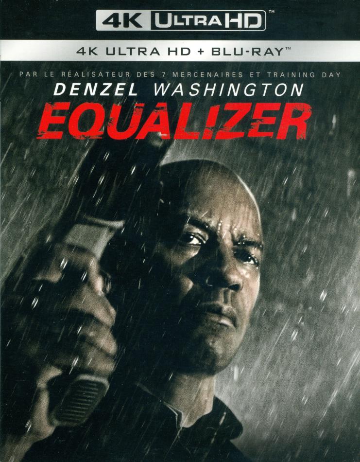 The Equalizer (2014) (4K Ultra HD + Blu-ray)