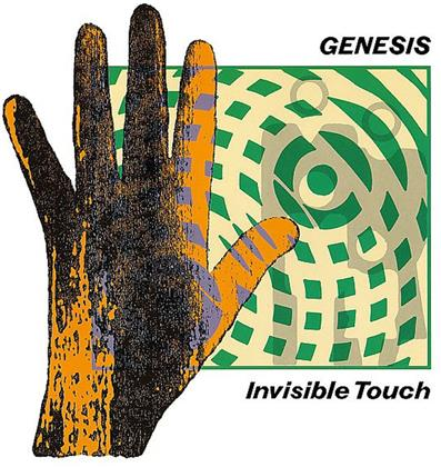 Genesis - Invisible Touch (2018 Reissue, LP)