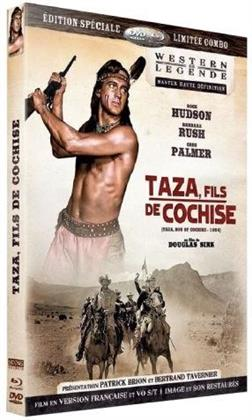 Taza, fils de Cochise (1954) (Western de Légende, Édition Spéciale, Blu-ray + DVD)