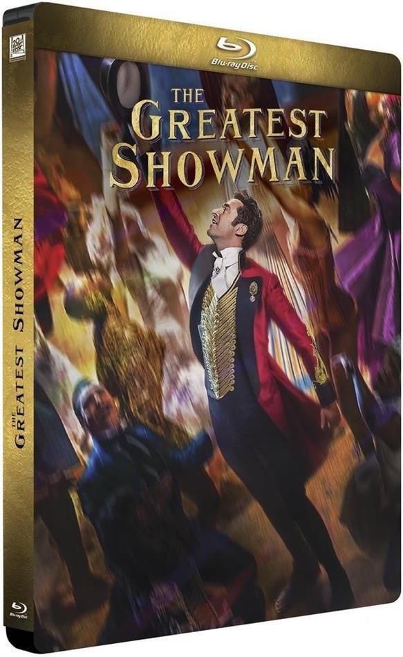 The Greatest Showman (2017) (Steelbook)