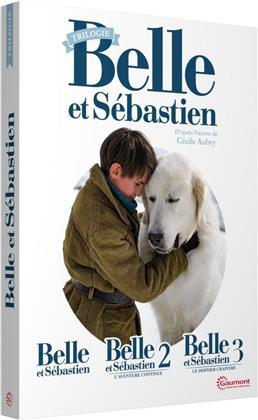 Belle et Sébastien - La Trilogie (3 DVDs)