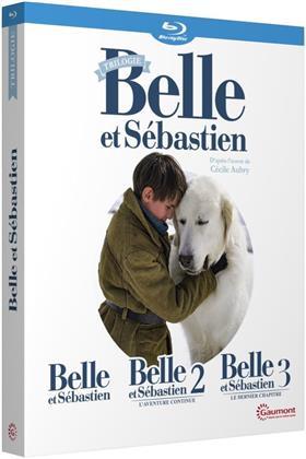 Belle et Sébastien - La Trilogie (3 Blu-rays)
