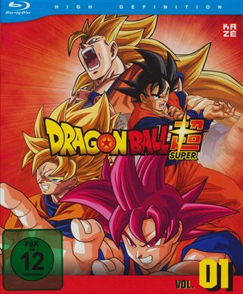 Dragon Ball Super - Vol. 1: Arc 1 - Kampf der Götter (2 Blu-ray)