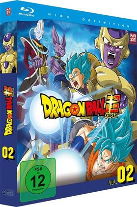 Dragon Ball Super - Vol. 2: Arc 2 - Goldener Freezer (2 Blu-rays)