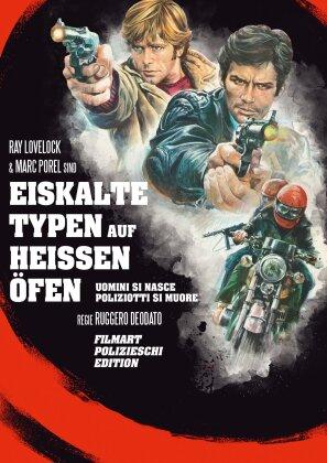 Eiskalte Typen auf heissen Öfen - Uomini si nasce poliziotti si muore (1976) (Filmart Polizieschi Edition, Unzensiert, Limited Edition, Uncut, Blu-ray + DVD)