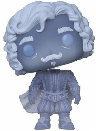 Harry Potter: Nearly Headless Nick (Translucent) POP! 62 - Vinyl Figur