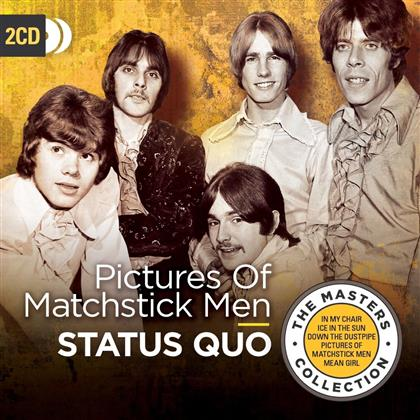 Status Quo - Pictures Of Matchstick Men (2018 Reissue, 2 CDs)